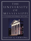 The University of Mississippi (eBook): A Sesquicentennial History