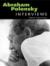 Abraham Polonsky (eBook): Interviews