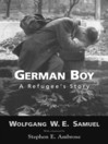 German Boy (eBook): A Refugee's Story