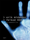 Felkod 404 (eBook)