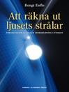 Att räkna ut ljusets strålar (eBook): Forskningspraktik och teoribildning i fysiken