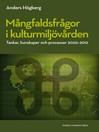 Mångfaldsfrågor i kulturmiljövården (eBook)