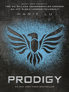 Prodigy (eBook): (Legend del 2)