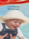 Prinsens son (eBook)