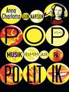Popmusik rimmar på politik (eBook): Kamp och protester