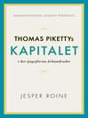Kapitalet i det 21 (eBook): a århundradet av Thomas Piketty--sammanfattning och svenskt perspektiv (Capital