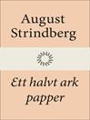 Ett halvt ark papper (eBook)
