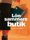 Lönsammare butik (eBook): med fokus på intäkter