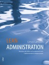 Lean Administration (eBook)
