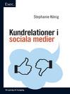 Kundrelationer i sociala medier, Exec (eBook)