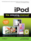 iPod (eBook): The Missing Manual