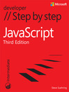 JavaScript Step by Step (eBook)