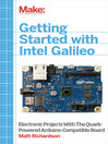 Getting Started with Intel Galileo (eBook)