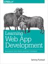 Learning Web App Development (eBook)