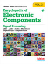 Encyclopedia of Electronic Components Volume 2 (eBook): LEDs, LCDs, Audio, Thyristors, Digital Logic, and Amplification