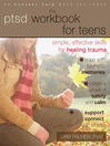 PTSD Workbook for Teens