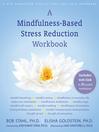 Mindfulness-Based Stress Reduction Workbook (eBook)