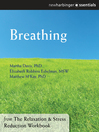 Breathing (eBook): The Relaxation and Stress Reduction Workbook Chapter Singles