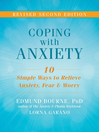 Coping with Anxiety (eBook): 10 Simple Ways to Relieve Anxiety, Fear, and Worry
