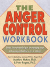 Anger Control Workbook (eBook)
