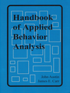Handbook of Applied Behavior Analysis (eBook)