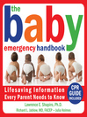 Baby Emergency Handbook (eBook): Lifesaving Information Every Parent Needs to Know
