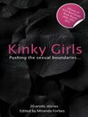 Kinky Girls (eBook): An Xcite Collection of Women on the Wild Side