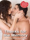 Thanks for the Memory (eBook): A collection of five erotic stories