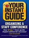 Instant Guides 1--Organising a Staff Conference (eBook)