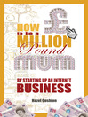 By Setting Up An Internet Business (eBook)