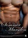 The Best of Sommer Marsden (eBook)