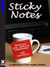 Sticky Notes (eBook): A collection of five erotic stories