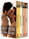 Boy Fun, Four Book Bundle (eBook)