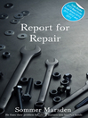 Report for Repair (eBook): Erotic Gay Fiction