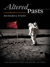 Altered Pasts (eBook): Counterfactuals in History