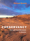 Conservancy (eBook): The Land Trust Movement in America
