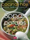 Sopas y potajes (eBook)
