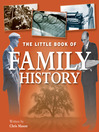 The Little Book of Family History (eBook)