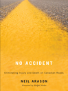 No Accident (eBook): Eliminating Injury and Death on Canadian Roads