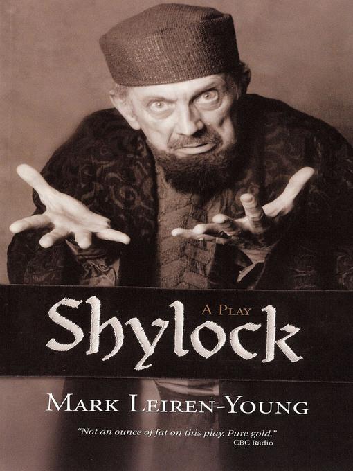 Shylock (eBook)
