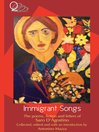 Immigrant Songs (eBook): The poems, fiction and letters of Saro D'Agostino