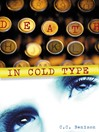Death in Cold Type (eBook)