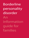 Borderline Personality Disorder (eBook)