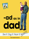 ad as in dad