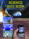 Science Quiz Book (eBook): 1100 Questions and Answers