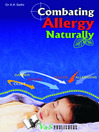 Combating Allergy Naturally (eBook)