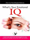 What's Your Emotional IQ (eBook): Over 600 Psychological Quizzes