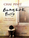 Bangkok Boy (eBook): The Story of a Stolen Childhood