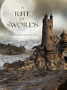 A Rite of Swords (eBook): The Sorcerer's Ring Series, Book 7