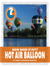 How Does It Fly? Hot Air Balloon (eBook)